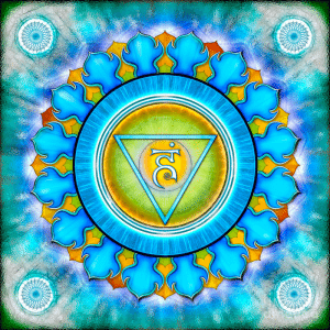 Chakra Vishuddha 5
