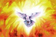 Flammes du Saint-Esprit