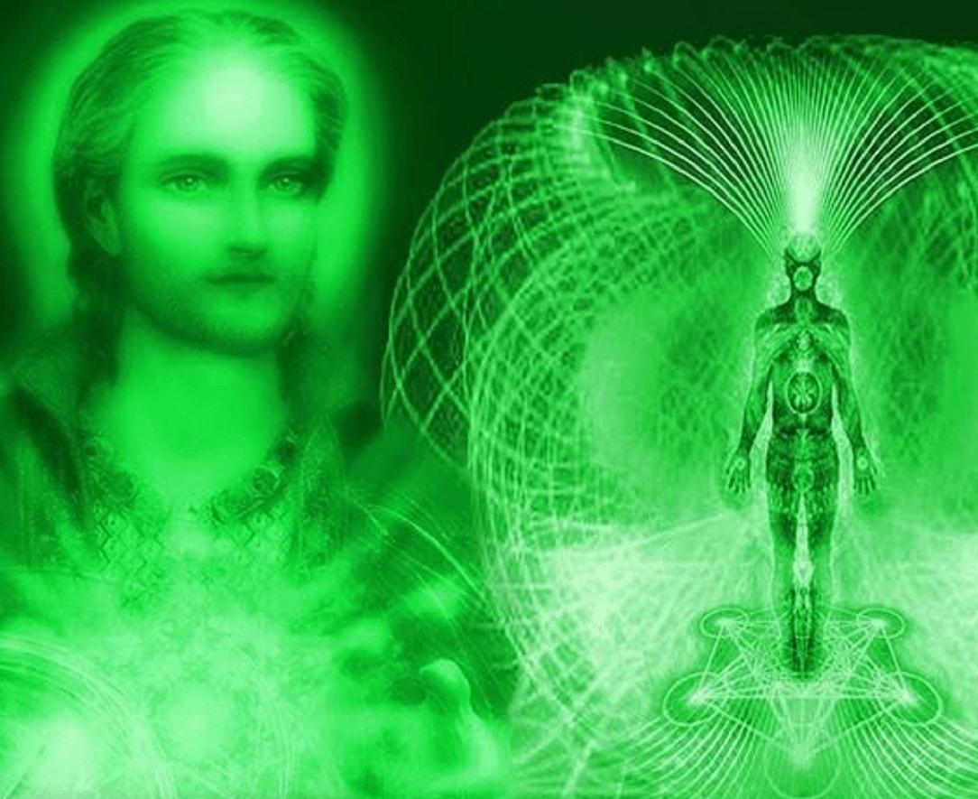 Enseignement de Maître Hilarion, Maître du Rayon Vert