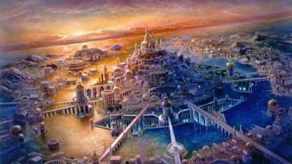 Aghartha : Ville de la Terre Intérieure