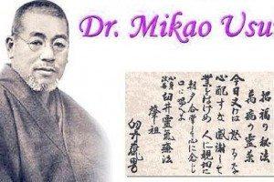Les 5 préceptes de Mikao Usui Sensei
