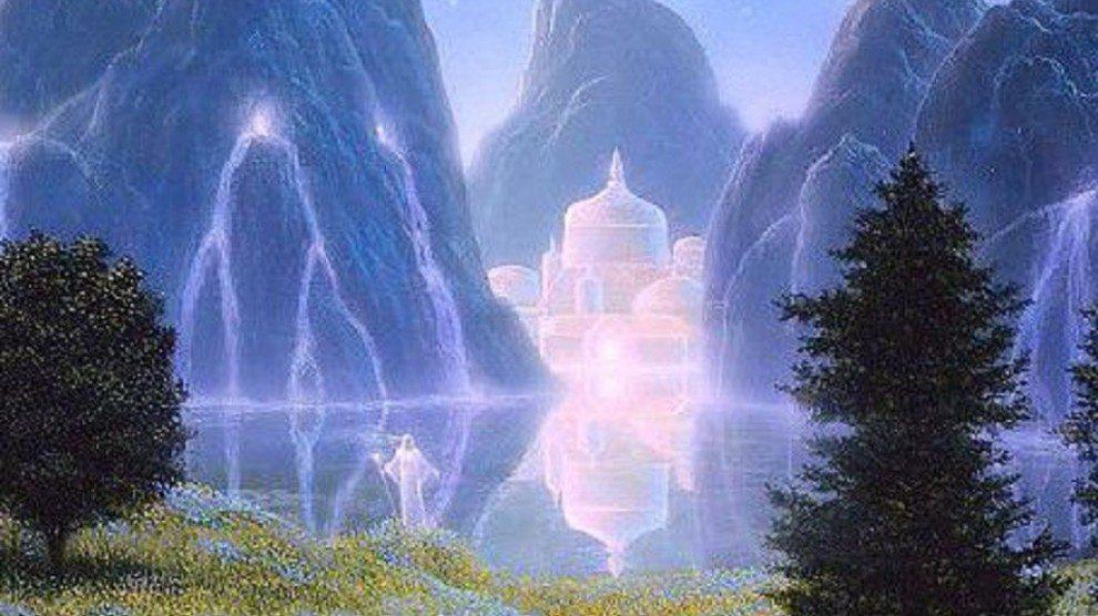 Telos : Capitale de la Terre Intérieure. Elle est situé sous le Mont-Shasta