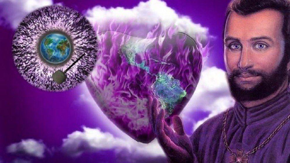 Le pouvoir de la flamme violette terre nouvelle for La quincaillerie saint germain