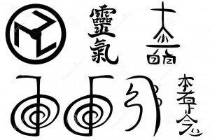 signification des Symboles Reiki